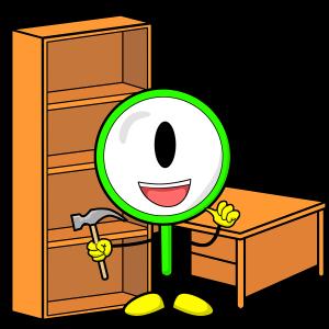 Renovasi furniture apartement di carigue